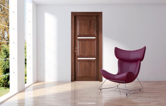 Linia Platinum, o nouă colecție premium de uși din lemn masiv