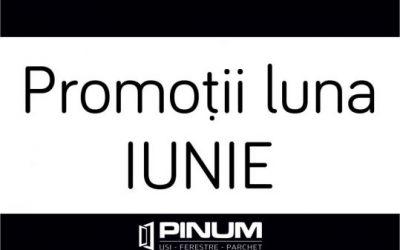 Promoții luna Iunie